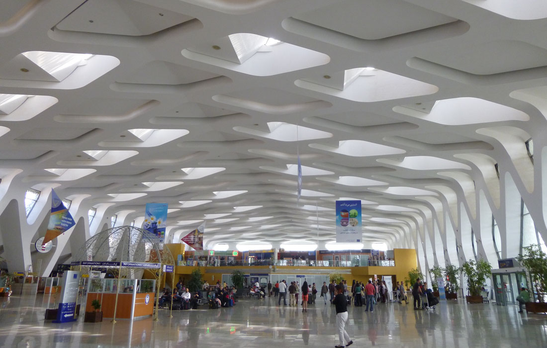 Marrakesh Menara International Airport , cab morocco